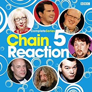 Chain Reaction: Complete Series 5 cover art