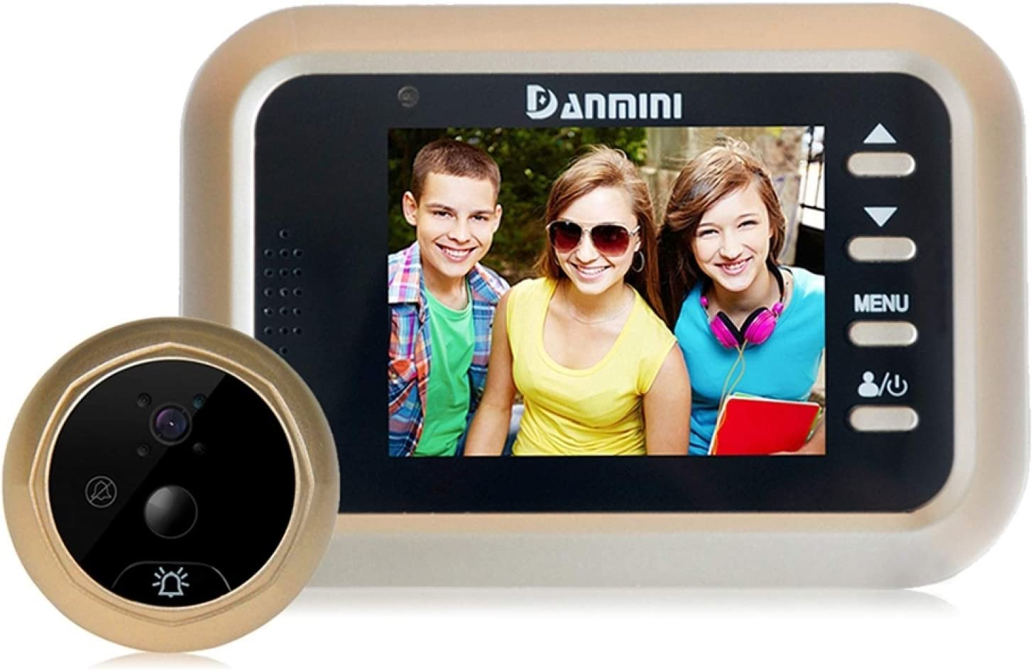 Surprise price DINGXUEMEI DXM We OFFer at cheap prices Multifunctional Danmini Q8 Screen inch 2.4 Color