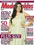 Moda Moldes Especial 10 (Portuguese Edition)