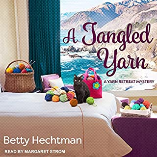 A Tangled Yarn     A Yarn Retreat Mystery, Book 5              Written by:                                                                                                                                 Betty Hechtman                               Narrated by:                                                                                                                                 Margaret Strom                      Length: 8 hrs and 18 mins     Not rated yet     Overall 0.0