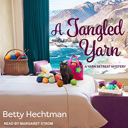 A Tangled Yarn audiobook cover art