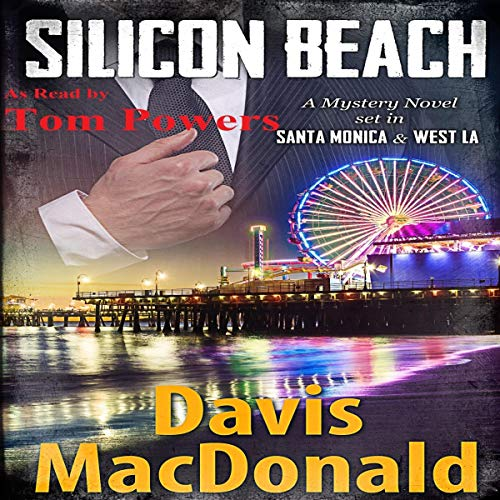 Silicon Beach audiobook cover art