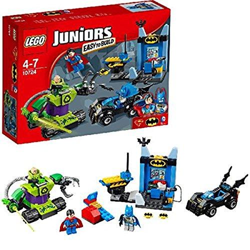 LEGO - 10724 - Batman et Superman Contre Lex Luthor