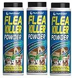 PestShield Polvo insecticida para pulgas e insectos...