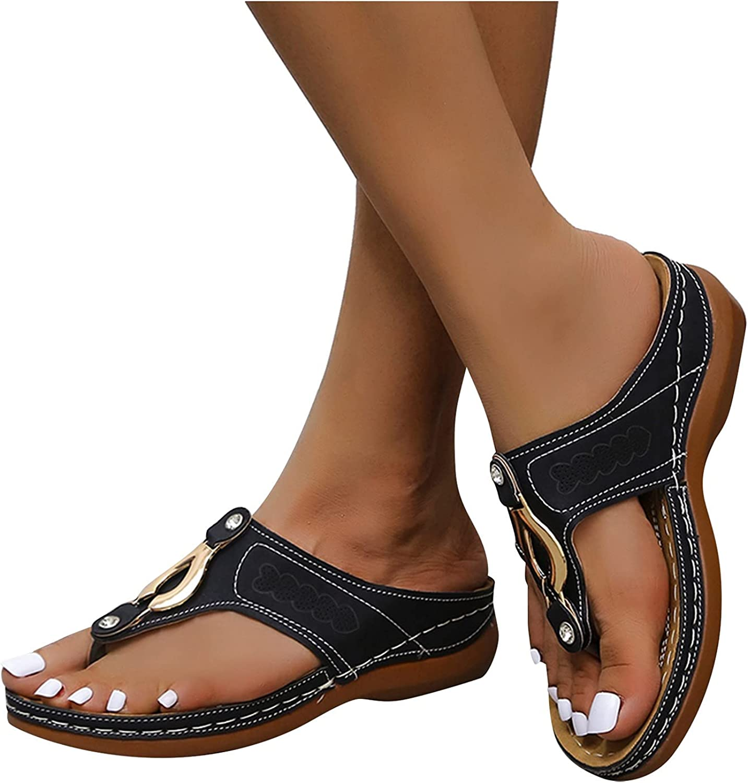 Cap Toe Platform Wedges Sandals for Women, Classic Soft Ankle-Tie Lace up Espadrilles Shoes