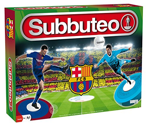 Subbuteo 63577, Juego FC Barcelona, Edición 4 (2017/18)