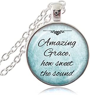 jewelry with the word grace