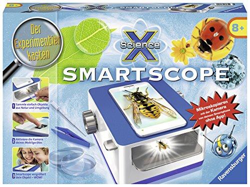Ravensburger 18931 - Experimentierkasten ScienceX Smartscope