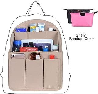 tan mcm backpack