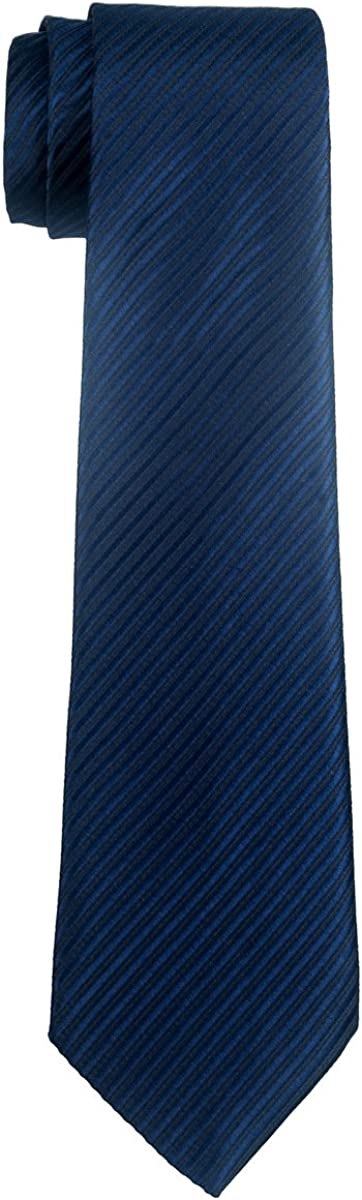 Retreez Woven Boy's NEW before selling ☆ Tie Seasonal Wrap Introduction with Stripe - years Textured 8-10