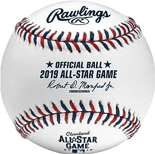 MLB 2019 オールスターゲーム ロゴ ボール ケース付き 検/大谷翔平 メジャーリーグ