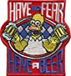 Have no Fear Have a BEER Homer Simpson Oktoberfest