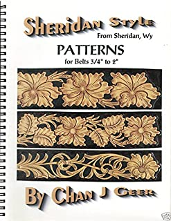 Patterns for Belts 3/4