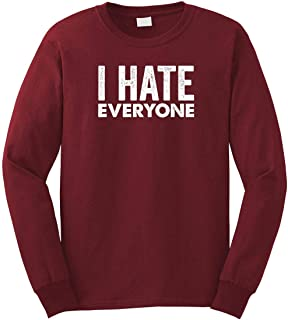 Best hate everyone equally shirt Reviews