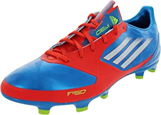 adidas Men's F30 TRX Fg SYN Blue/White-Red