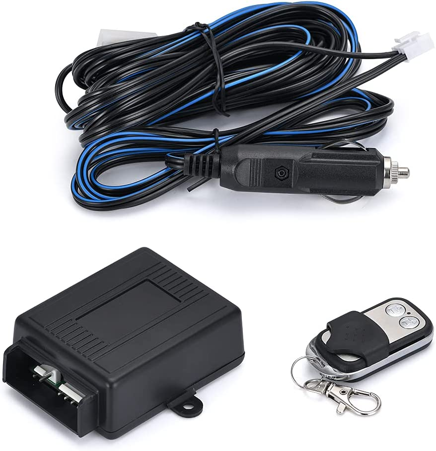 PQY 12ft Harness Wireless Remote Control Kit Exhaust Nippon regular Max 86% OFF agency Muffler for