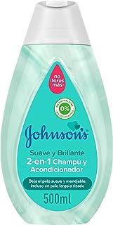 Johnsons Baby JonhsonS Baby Soft & Shiny Champú y Acondicionador 2 En 1 560 g