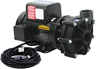 PerformancePro Cascade 1/8 HP 2200 GPH External Pond Pump with Cord C1/8-26-C