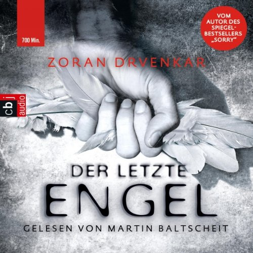 Der letzte Engel                   By:                                                                                                                                 Zoran Drvenkar                               Narrated by:                                                                                                                                 Martin Baltscheit                      Length: 11 hrs and 22 mins     2 ratings     Overall 4.0