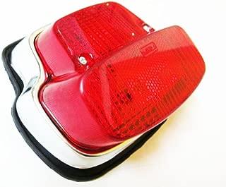 Vintage vespa tail light lamp taillight taillamp VBB VBA VBC SUPER SPRINT GL 150
