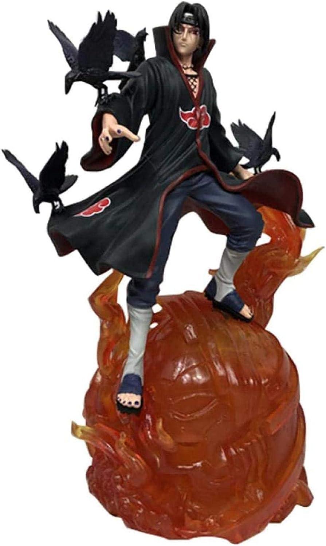 Toy Statue Shippuden Anime Model Crow Uchiha quality assurance Fi Itachi Action Gk Price reduction
