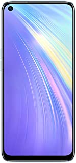 OPPO Realme 6 (8GB+128GB) グローバル版 6.5 inch Dual SIM 64+8+2+2MP Camera Googleplay 日本語対応 SIMフリー (Comet White/コメットホワイト)