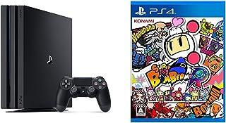 PlayStation 4 Pro ジェット・ブラック 1TB (CUH-7100BB16) + スーパーボンバーマンR - PS4 セット
