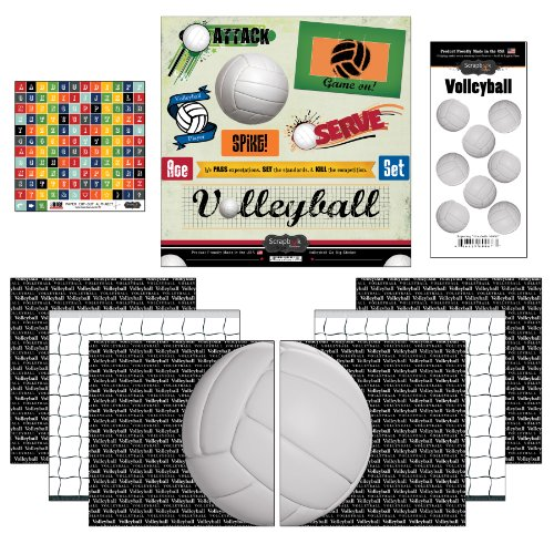 Top 10 volleyball stickers for 2021