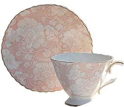 200ml Elegant Gold Rim Sunflower Totem Coffee Set Cup Saucer Kit Black Tea Mug Bone china Drinkware Ceramic Afternoon Tea Cups,as picture