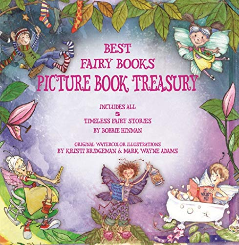 Best Fairy Books: A Picture Book Treasury: Collection of Timeless Fairy Stories (English Edition)
