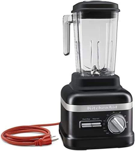 discount KitchenAid new arrival RKSBC1B0BM NSF Certified® Commercial Beverage Blender with 3.5 sale peak HP Motor CERTIFIED REFURBISHED (RENEWED) online