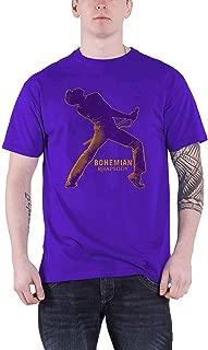 Bravado Bohemian Rhapsody Fortune Short Sleeve T-Shirt-Large
