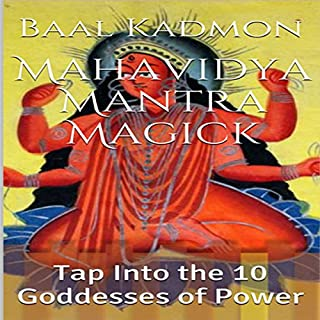 Mahavidya Mantra Magick audiobook cover art