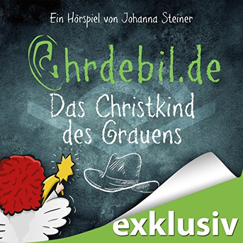 Christkind des Grauens audiobook cover art