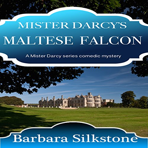 Mister Darcy's Maltese Falcon audiobook cover art