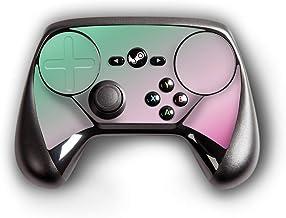 atFoliX Skin compatible con Steam Controller, Sticker Pegatina (FX-Variochrome-Spectral), Juego de colores iridiscente multicolor