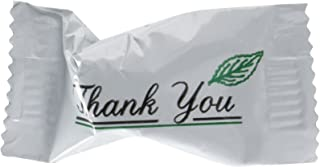 Hospitality Mints -Thank You Buttermints - Case of 1000