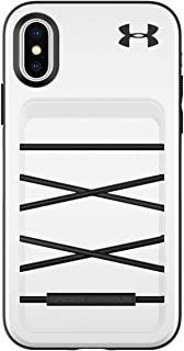 Under Armour UA Protect Arsenal Case for iPhone X - White/Black