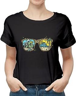 adventure sunglasses New modern T-shirt for women TSW-5241