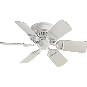 """Emerson 29/"""" Ceiling Fan Northwind For Small Rooms Appliance White CF702WW"""