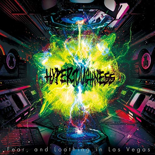 HYPERTOUGHNESS Fear,and Loathing in Las Vegas
