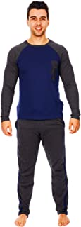 i-Smalls Mens Long Pyjama Set Jersey Cotton