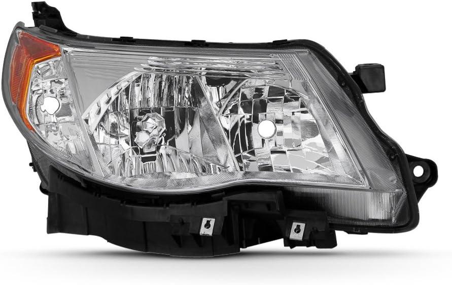 VIPMOTOZ Chrome 最新アイテム 品質検査済 Housing OE-Style Assembly Headlight For Headlamp