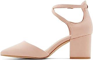 ALDO Women's Brookshear Block Heel Pump Dress Shoes