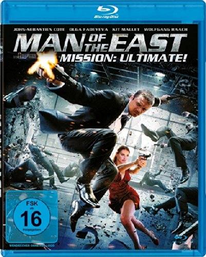 Man of the East - Mission: Ultimate! [Blu-ray]