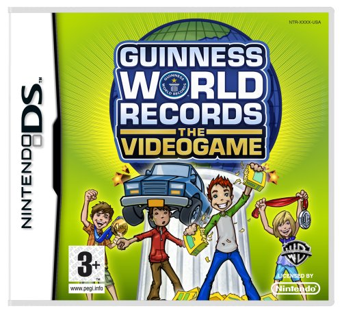 Guinness Book Of Records: The Videogame (Nintendo DS) [Edizione: Regno Unito]