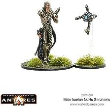Beyond The Gates of Antares - Male Isorian NuHu Senatexis