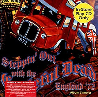 Steppin Out England '72 In-Store Play Sampler