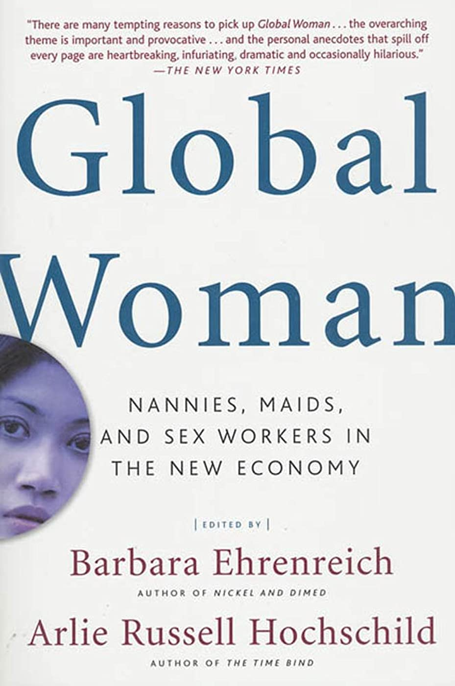 スクラップアコーくすぐったいGlobal Woman: Nannies, Maids, and Sex Workers in the New Economy (English Edition)