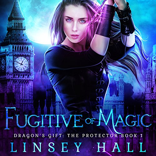 Fugitive of Magic cover art